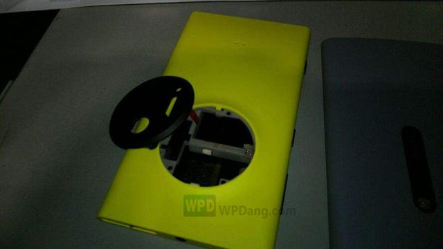 Nokia EOS, telefonul Windows Phone cu camera de 41 MP Își face apariția Într-o serie de imagini detaliate