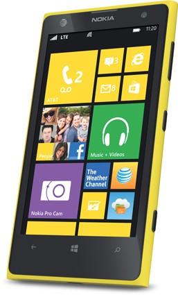 Nokia Lumia 1020 este acum oficial