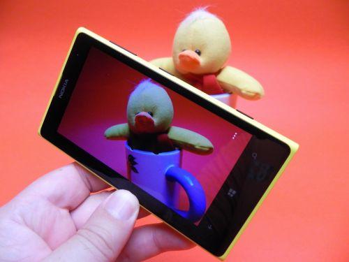 Camera lui Nokia Lumia 1020