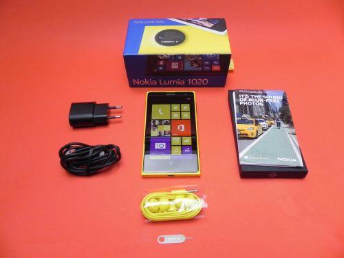Nokia Lumia 1020 pe partea audio