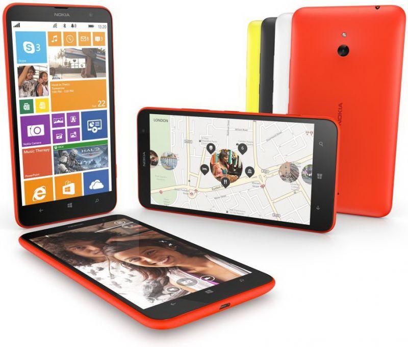 Nokia Lumia 1320 primește primul preț pentru piața europeană: 399 de euro