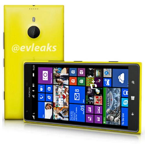 Nokia Lumia 1520 îşi face apariţia într-o nouă imagine, vine cu ecran Full HD