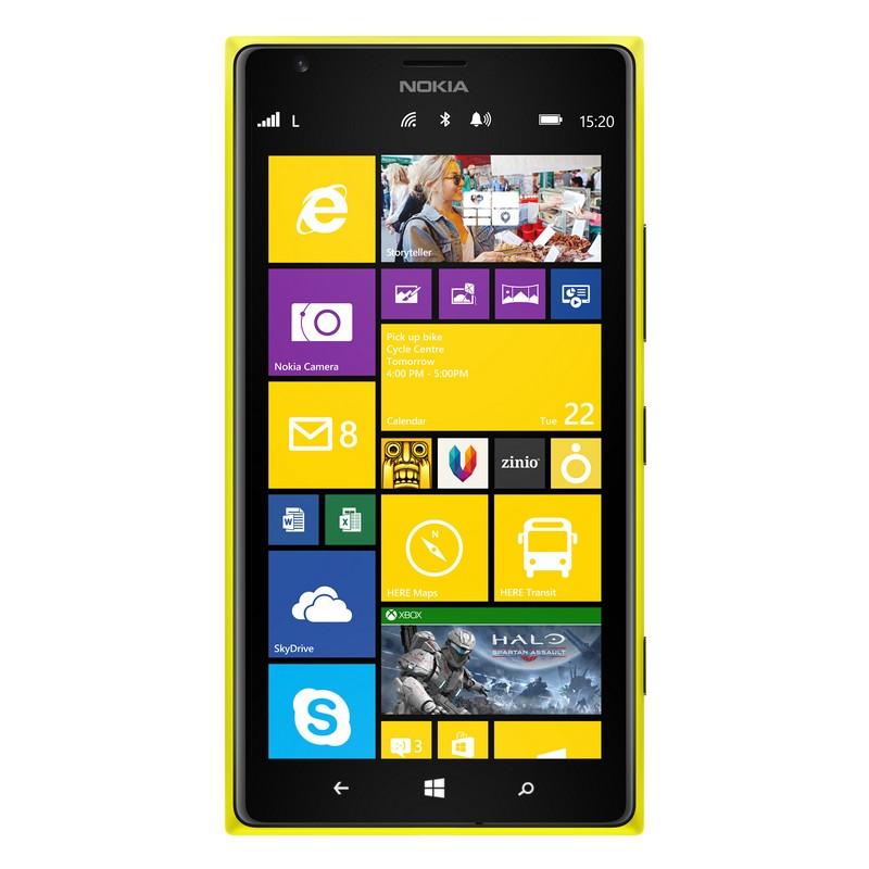 Nokia Lumia 1520 anunțat oficial: primul phablet Full HD de la Nokia, cu camera de 20 MP