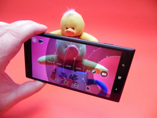 Nokia Lumia 1520 - Nokia Pro camera