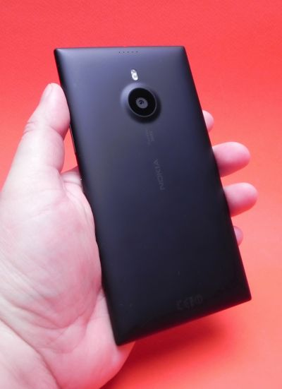 Review Nokia Lumia 1520