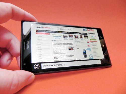 Nokia Lumia 1520 Benchmarks
