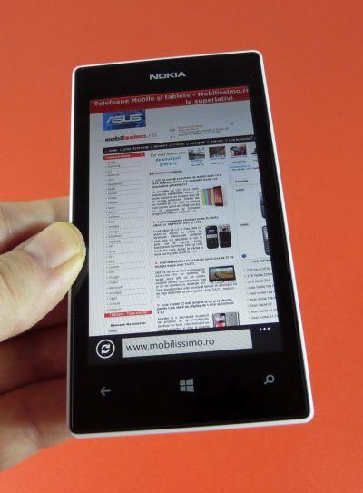 Recenzie Nokia Lumia 520