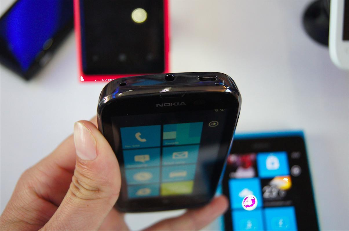 Nokia Lumia 610 NFC În România - primele impresii