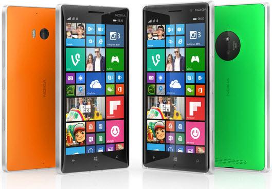 IFA 2014: Microsoft/Nokia anunță telefonul Lumia 830, cel mai ieftin telefon cu cameră cu stabilizare optică