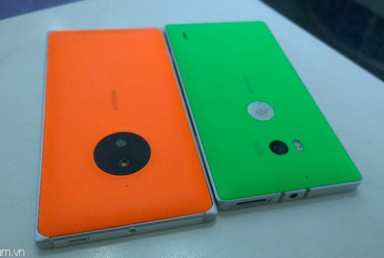 Nokia Lumia 830 comparat cu Lumia 930
