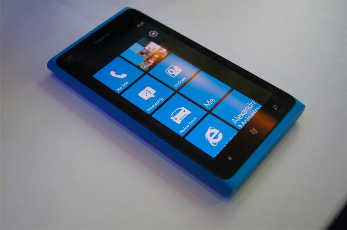 Nokia Lumia 900 În România - primele impresii