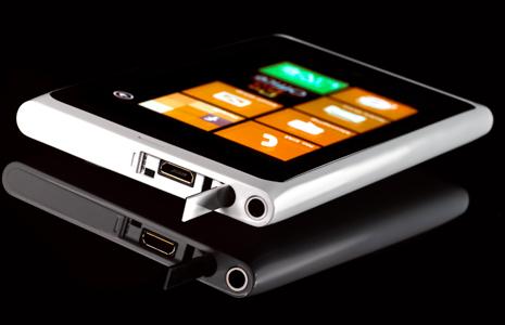 Nokia Lumia 800 În varianta albă