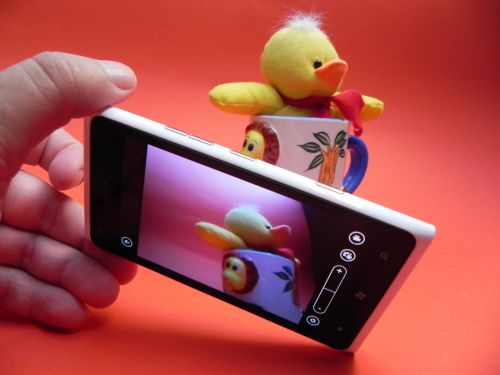 Nokia Lumia 900 - Camera