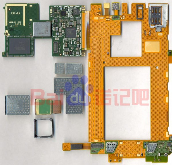 Componente Nokia Lumia 920