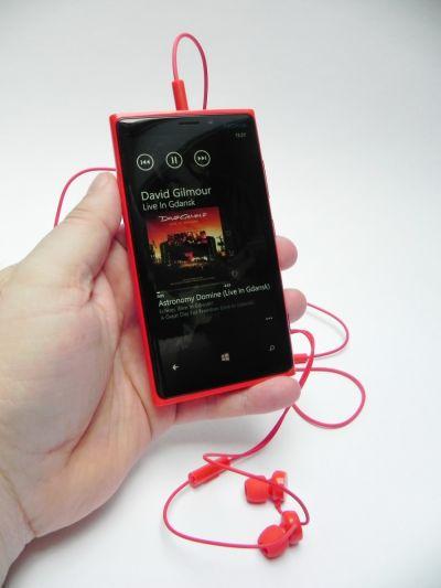 Nokia Lumia 920 - radio FM