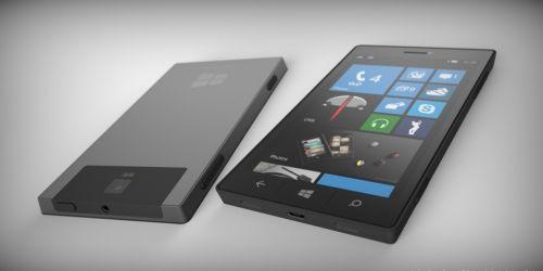 Telefonul concept Microsoft Surface