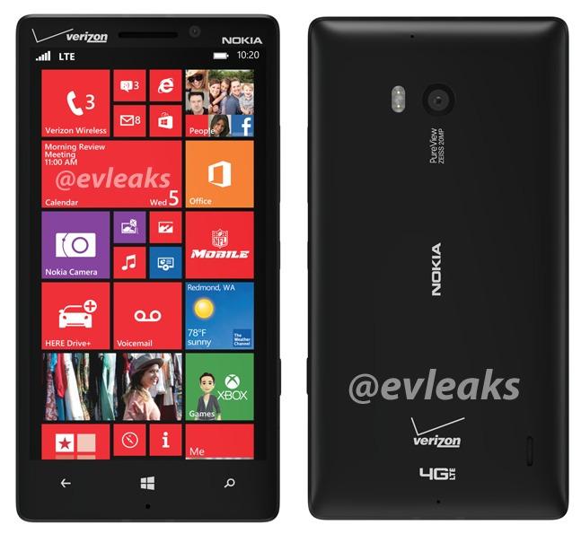 Nokia Lumia 929 Își face din nou apariția pe internet