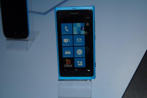Lansare Nokia Lumia in Romania