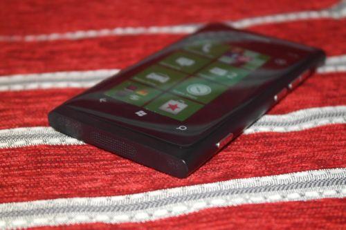 Experienta cu Nokia Lumia 800