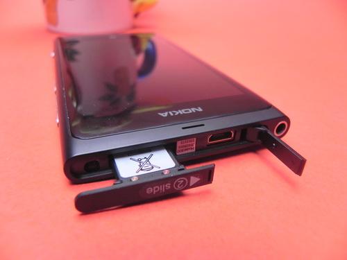 Porturi Nokia Lumia 800