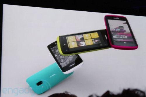 Prototip Nokia WP7