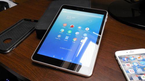 Ecranul lui Nokia N1