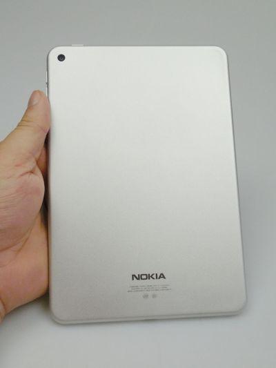 Nokia N1 din spate