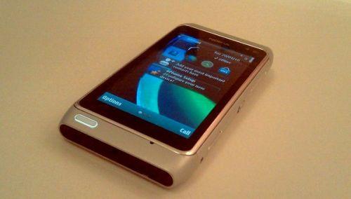 Prototip Nokia N8
