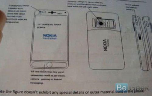 Nokia N87 (Vasco)