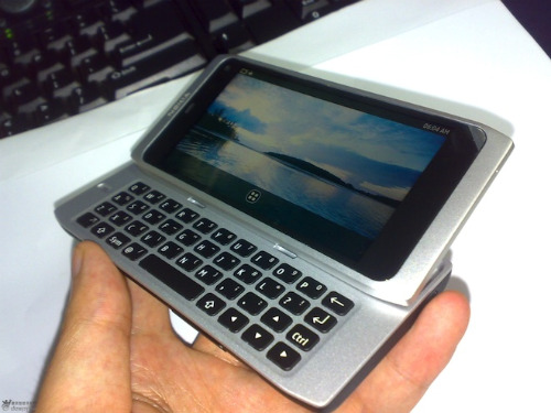 Nokia N9, primul smartphone MeeGo isi face aparitia intr-o serie de imagini
