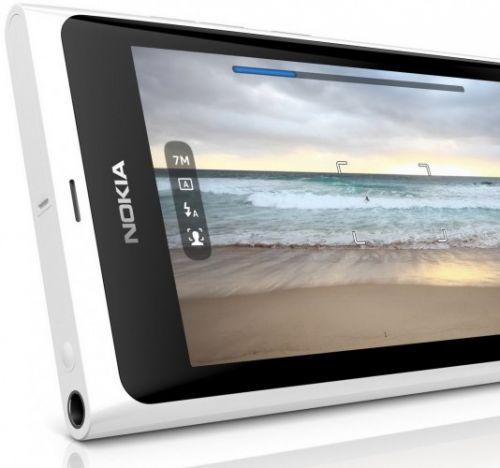 Nokia N9 acum și pe alb