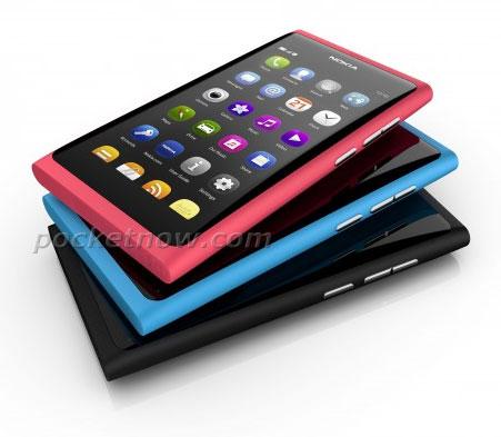 Imagini În premieră cu Nokia N9 (aka Lannku), Înainte de Nokia Connection 2011