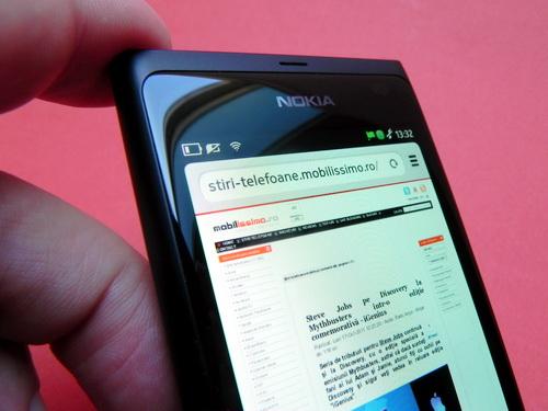 Mobilissimo.ro pe Nokia N9