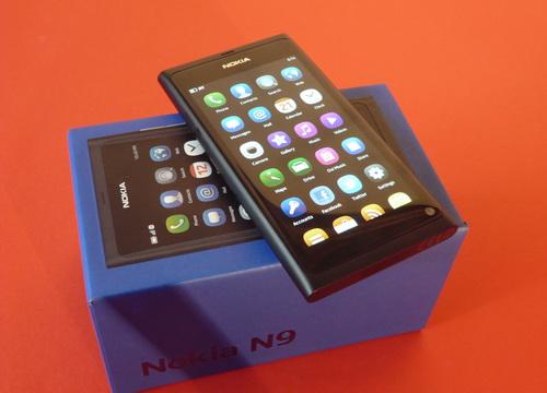 nokia n9 unboxing