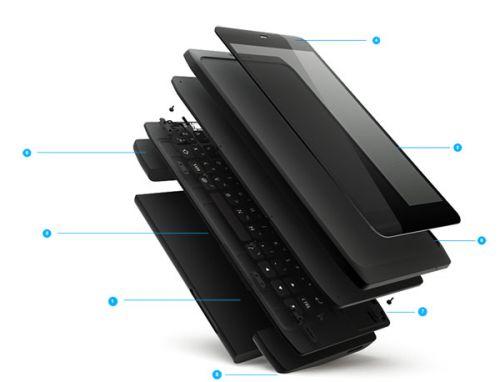 Nokia N950 ni se dezvăluie În primele imagini oficiale - iată și tastatura QWERTY (Video)