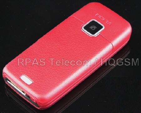 Nokia E65 verso