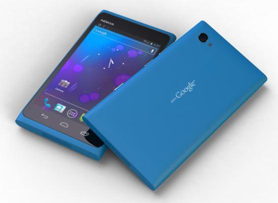 Telefonul Nokia Lumia cu Android e real, a fost anulat între timp