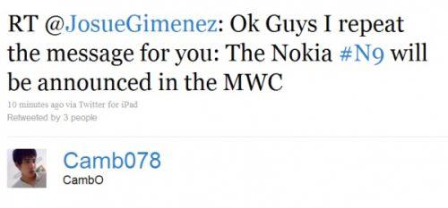 Nokia N9 sosește la MWC 2011 În februarie? Noi informații despre primul telefon MeeGo și Nokia X7