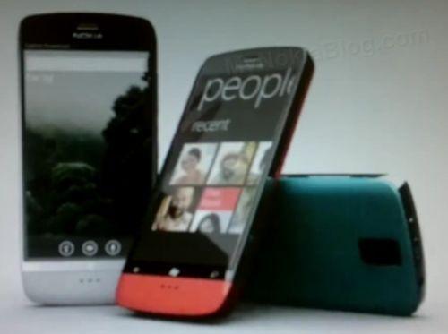 Imagini proaspete cu modele Nokia WIndows Phone... nu și Sea Ray?!