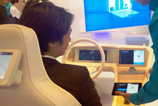 Nokia prezintă noua versiune a soluției de navigare HERE În cadrul Paris Moto Show 2014