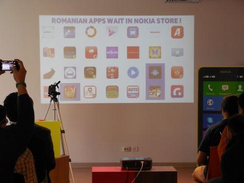 Lansare Nokia X in Romania