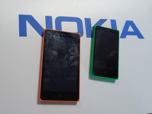 Nokia X si Nokia XL