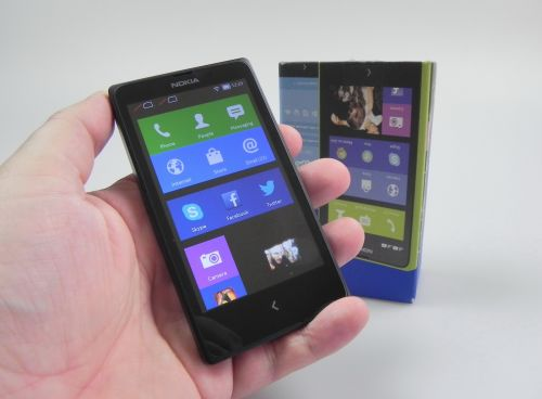 Review Nokia X
