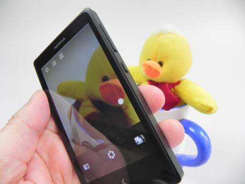 Nokia X camera de 3.15 MP