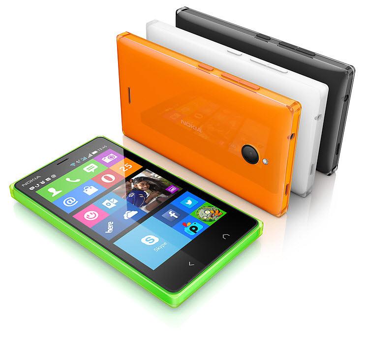 Nokia X2 anunțat oficial