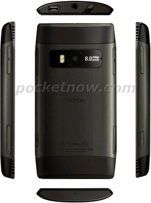 Nokia X7, În sfârșit În imagini clare, oficiale și... americane?!