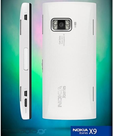 nokia x9 12 megapixel cameraphone