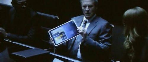 Tableta Nokia MeeGo apare În filmul TRON: Legacy? Modelul Z500, gata de MWC 2011?