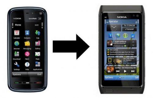 Nokia Tube - N8
