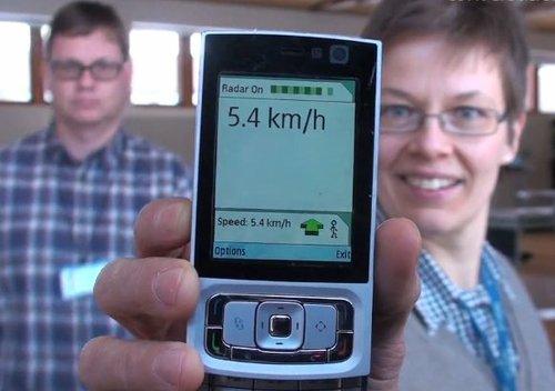 Nokia prezinta radarul de buzunar (Video)